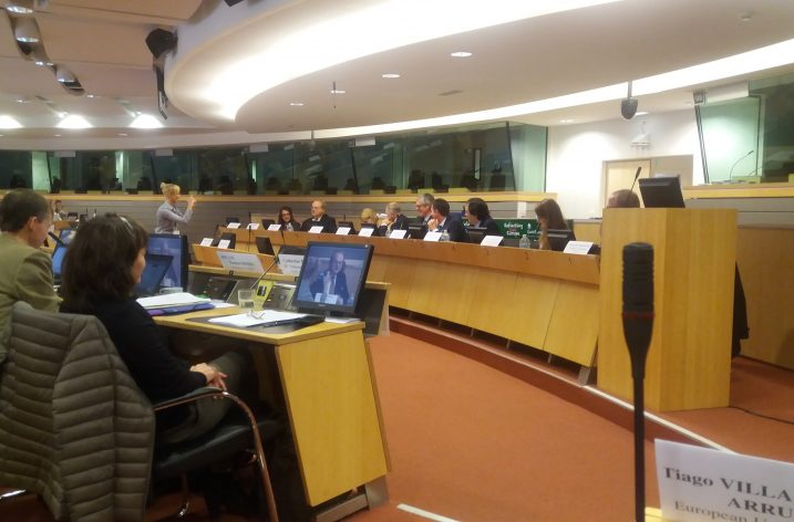 """UEMO and the conference """"Towards amplified awareness of EU rights to cross border care"""""""
