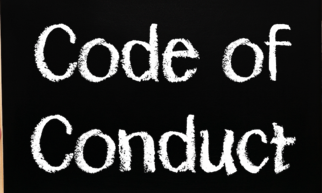 code of counduct
