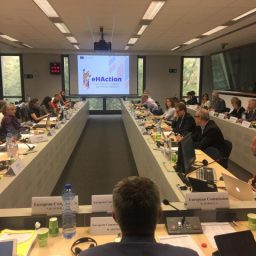 UEMO discussed e-Health in Brussels: How to bridge the gap between IT implementation and healthcare professionals?