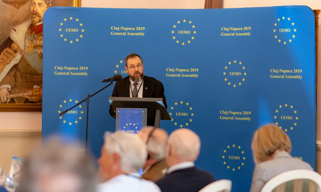 Welcome speech of the European Union Of General Practioners president, dr. Călin Bumbuluț, on the occasion of the first General Assembly under the Romanian presidency