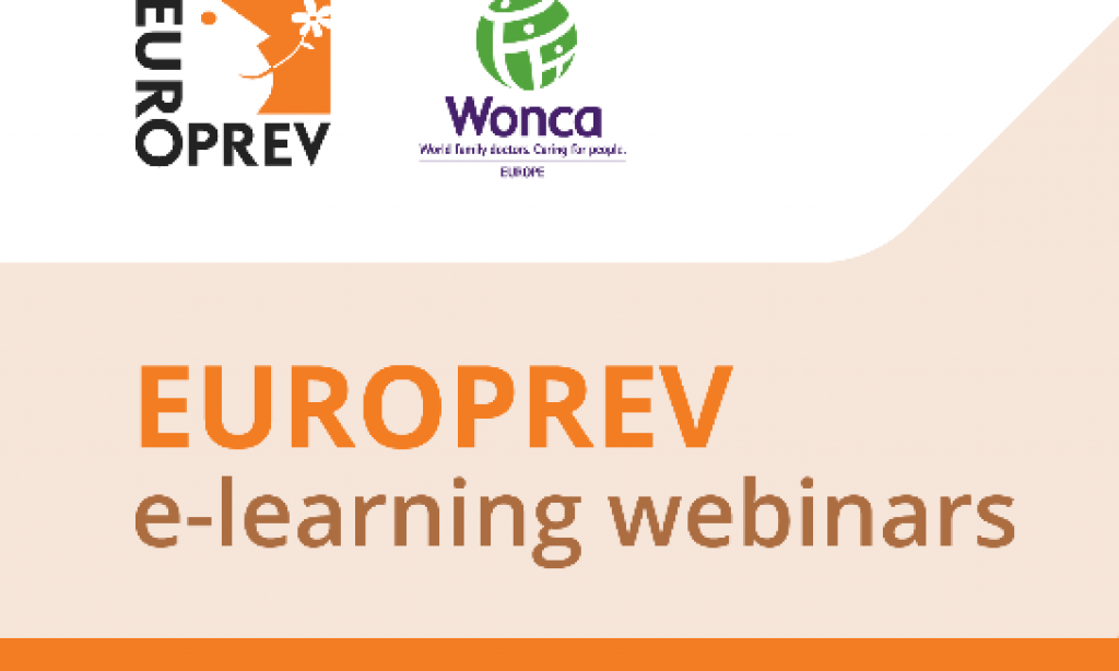 EUROPREV's Webinar on Preventive Medicine