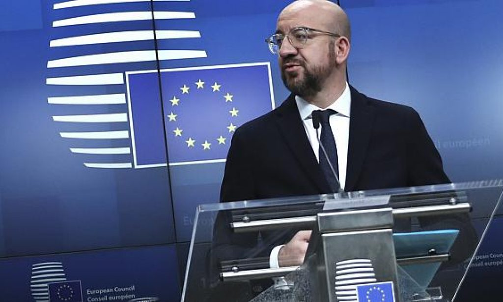 Conclusions by the President of the European Council following the video conference on COVID-19