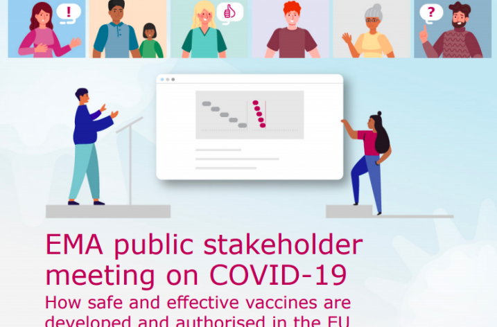 UEMO featured in EMA public meeting on COVID-19 vaccines