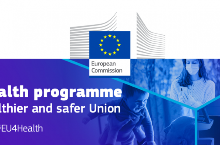 Commission welcomes entry into force of EU4Health programme
