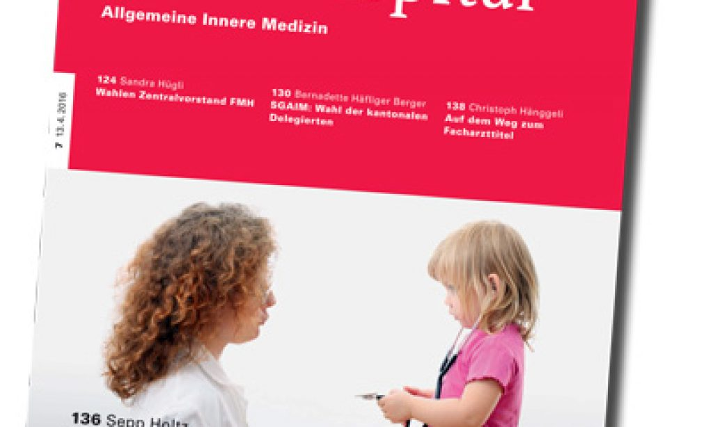 UEMO featured in Primary and Hospital Care Publication